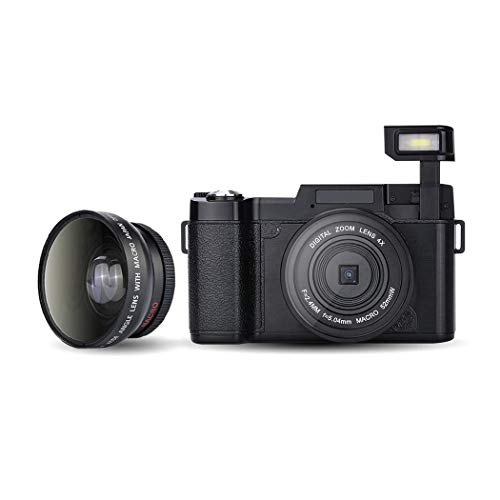 Buy Bargain Dicesnow Digital Multi-Function Camera Flip Screen Self-Timer SLR Hidden Cameras