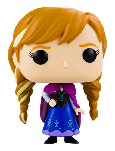 Funko 4256 POP Vinyl Disney Frozen Anna Figure