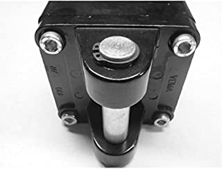 Nose and Pivot Mounted Air Cylinder Pack of 2 Parker 1.25DXPSRM02.00-pack2 1-1//4 Bore Diameter with 2 Stroke Stainless Steel