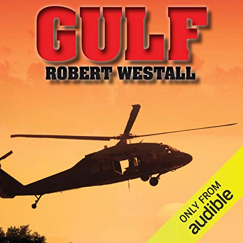 Gulf audiobook cover art
