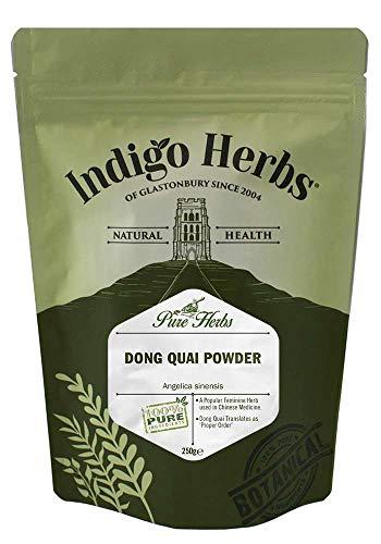 Indigo Herbs of Glastonbury -  Dong Quai Pulver -