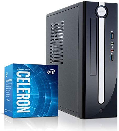 Kiebel Mini PC Micro X 10 Intel Celeron G5905, 8GB RAM, Intel HD Graphics, 240GB SSD, Windows 10 [190131]
