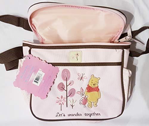 Winnie Pooh Wickeltasche klein rosa Wonder