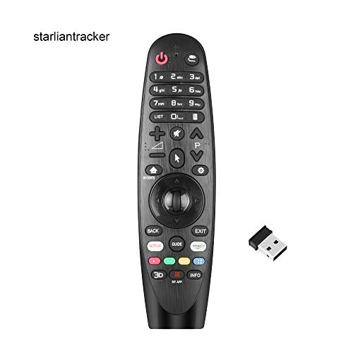 Neu Ersatz Magic Remote-Fernbedienung for Alle LG Smart Android TV - Kein Programmieren notwendig Universalfernbedienung AN-MR18BA AN-MR19BA AN-MR650A
