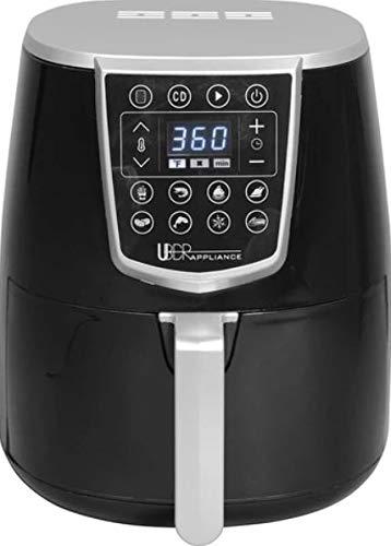 Uber Appliance Air Fryer XL - High Power Oven Kitchen Appliances-Best Seller Large...