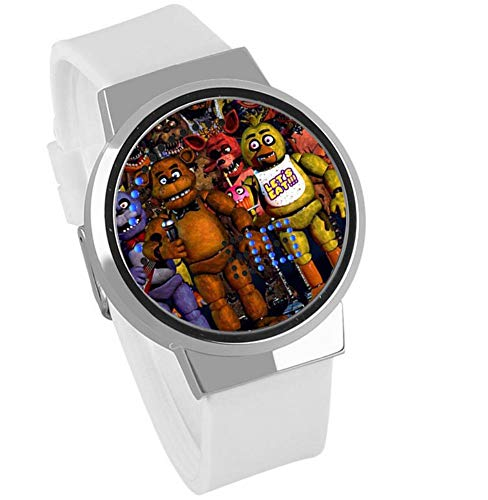 Relojes De Pulsera,Relojes Táctiles Led Osos De Juguete