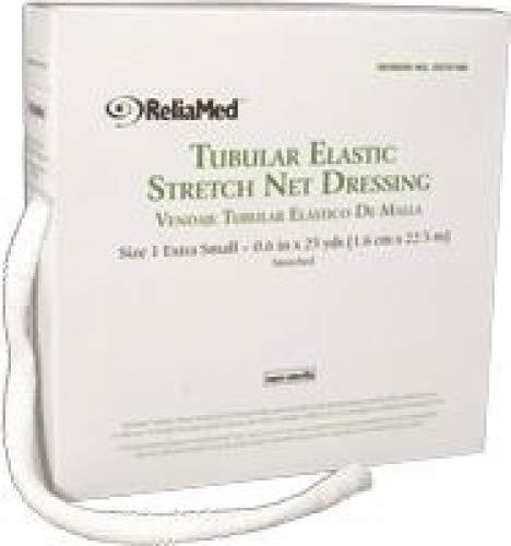 ZG705NB - ReliaMed Tubular Elastic Stretch Net Dressing, Small 10-13 x 25 yds. (Head, Shoulder and Thigh)