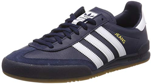 adidas Jeans, Zapatillas de Gimnasia Hombre, Azul (Collegiate Navy/FTWR White/Legend Ink Collegiate Navy/FTWR White/Legend Ink), 41 1/3 EU