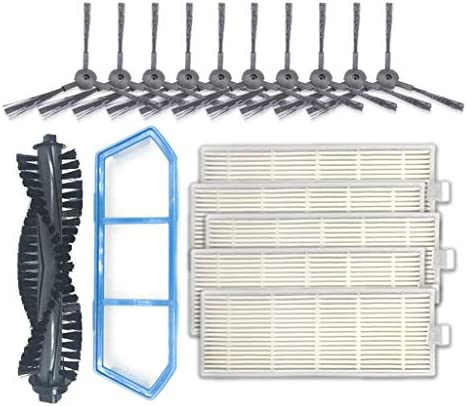 Iusun Side Brush Filters Screen Rolling Brush Primary Filter Series Kits Percolator Replacement product image