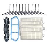 Best C Vacuums - Iusun Side Brush&Filters Screen&Rolling Brush&Primary Filter Series Kits Review