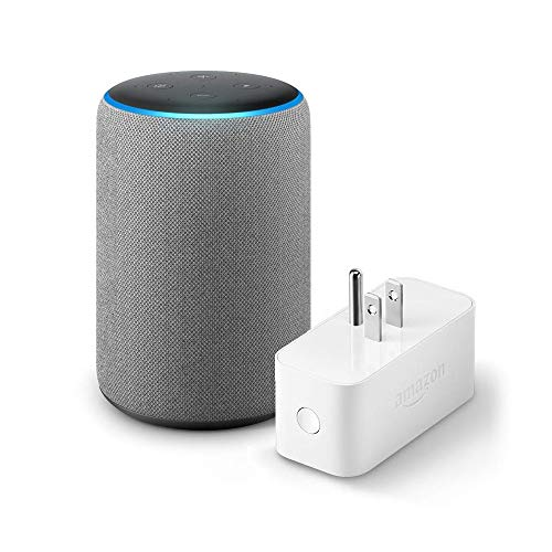 Echo Plus with Amazon Smart Plug Now $84.99 (Was $174.98)