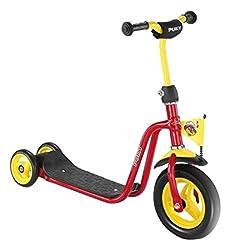 Puky skootteri R 1 punainen - 5163