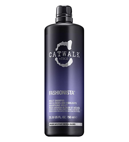 Tigi CATWALK Fashionista Violet Shampoo, 750 ml