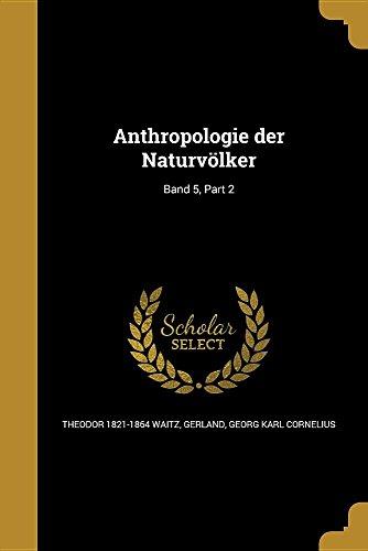 GER-ANTHROPOLOGIE DER NATURVOL
