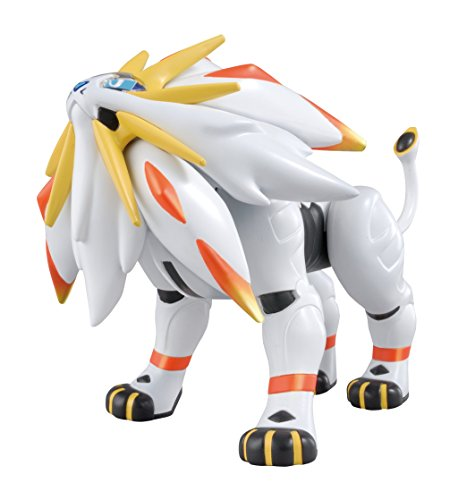 Bandai Hobby Pokemon Sun & Moon Plamo 39 Select Series Solgaleo Model Kit