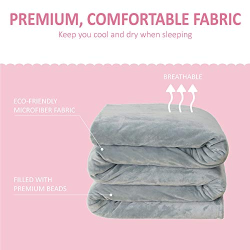 Hiseeme Youth Weighted Blanket for Kids