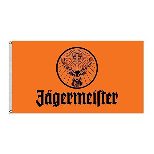X-14 Jägermeister Giant groß Flagge Banner Größe 3X 5Feet