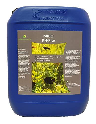 MIBO KH Plus 5000ml Aquarium Wasseraufbereiter Wasseraufhärter Ph Stabilisator