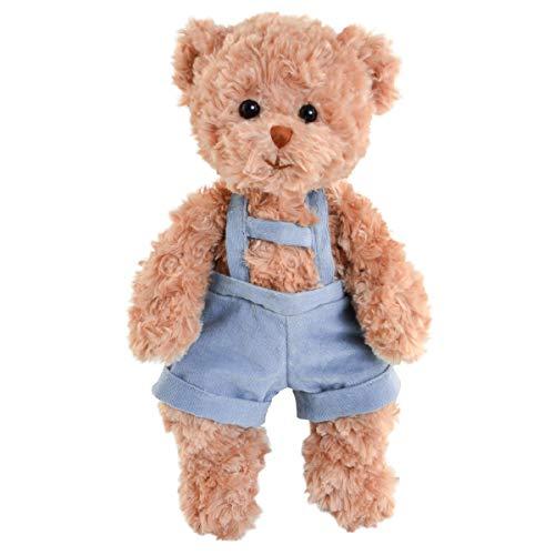 Bukowski Design Teddybär Handsome Jura 35 cm kuschelweicher Plüschteddy