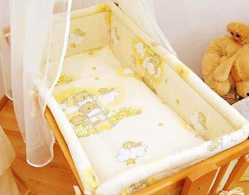Baby Comfort Couverture rembourrée de 260 cm pour berceaux de 90 x 40 cm