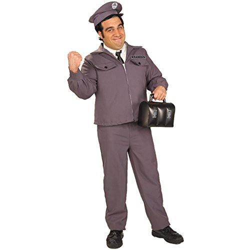 The Honeymooners Ralph Kramden Bus Driver Costume-Adult