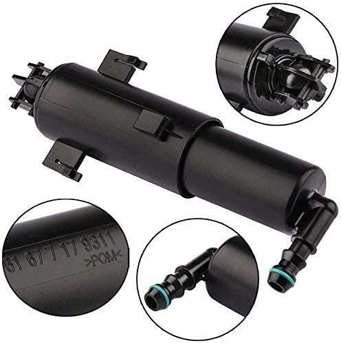 JH Auto Koplamp Reiniging Washer Nozzle Pomp Cilinder Voor E90 61677179311 61677308526