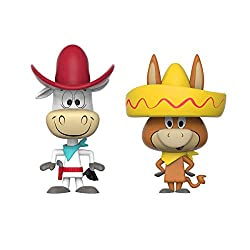 Image: Funko Vinyl Quick Draw McGraw + Baba Looey | Vinyl Collectible 2018 Summer Convention Limited Edition