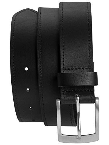 Harrys-Collection Tresorgürtel mit Reißverschluß, Farben:schwarz, Bundweite:85