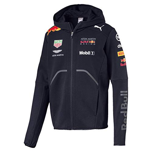 PUMA Red Bull Racing Herren Team Jacke Night Sky M