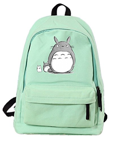 YOYOSHome Anime My Neighbor Totoro Cosplay Backpack School Bag