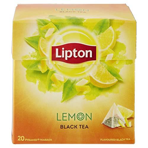 Lipton Teebeutel | Zitrone | 34gr / 1.2oz - 20 Beutel