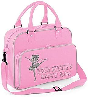 Personalised Your Text Slogan Photo Tote Bag School PE Bag Ballet dance