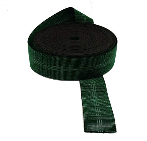Cinghia Elastica Tappezzeria 60 mm Cinghie, Qualità per Sedili Divani, 25 Metri