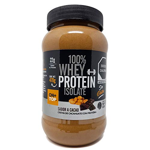 Lala 100 Proteina marca ON+TOP