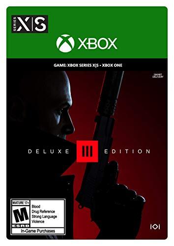HITMAN 3 Deluxe - Xbox Series X [Digital Code]