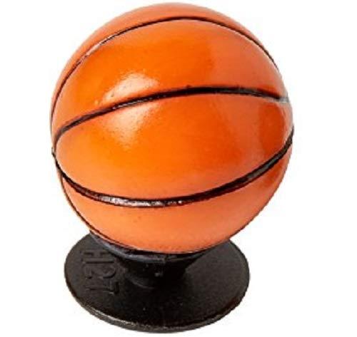 Crocs Unisex Sports and Leisure Shoe Charm Personalize mit Jibbitz Schuhanhänger 3D Basket Ball, 3er Pack, Mehrfarbig, Einheitsgröße