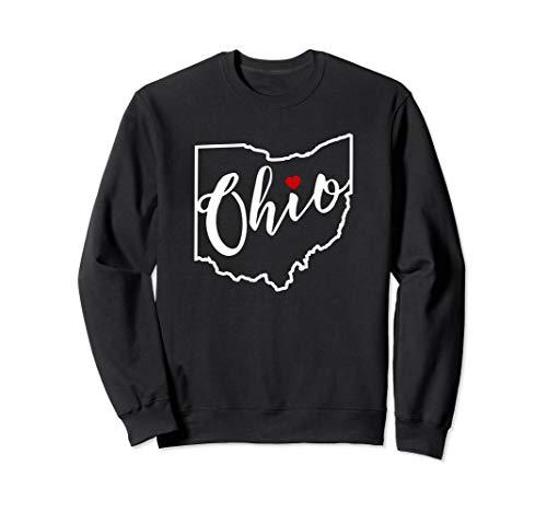 I Love Ohio Sweatshirt