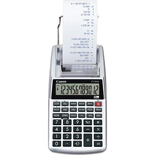 CANON 2203C001 P1-DHV-3 Printing Calculator