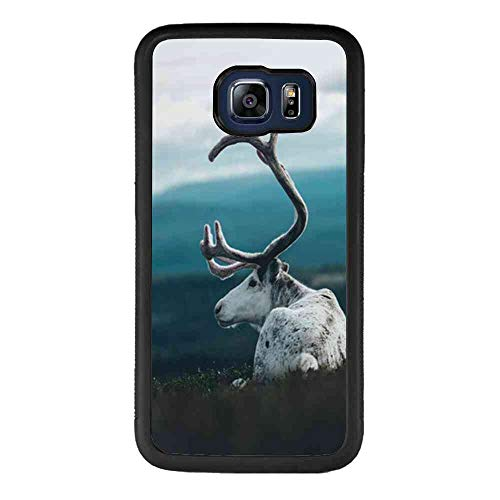 Galaxy S6 Edge Plus 5.7-Inch Goat Cell Phone Case
