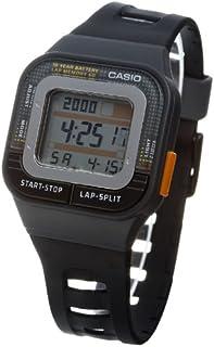 Casio Mens Quartz Watch, Digital Display and Resin Strap SDB-100-1ADF