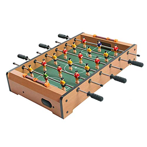 YIHGJJYP Combo Game Table Soccer Double Children's Table Games Toys Boys 4-10 Years Old Football Machine Puzzle Pool Game Best Gift