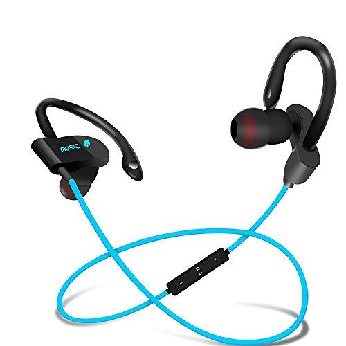 Bluetooth Wireless Headphones Kopfhörer Sport Stereo In-Ear