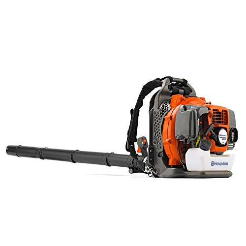 Husqvarna 350BT, 50.2cc 2-Cycle Gas Backpack Leaf Blower