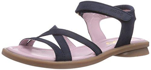 Mod8 Mädchen JELGUY2 Offene Sandalen mit Keilabsatz, Blau (MARINE10), 28 EU