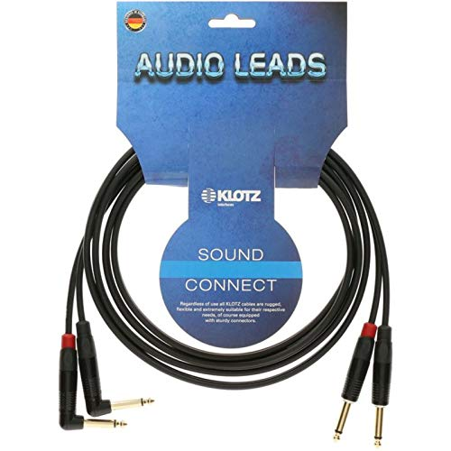 KMPR0300 KeyMaster Cable de instrumento doble