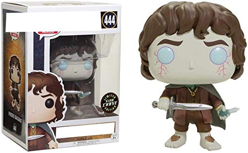 POP!The Lord of the Rings Grishnakh/Frodo Baggins Art Souvenir Collection Figure Toys Doll-B