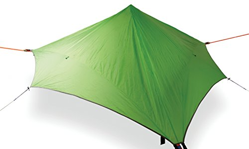 Tentsile Stealth 3-Person 2-in-1 Tree Tent (Camo): 2-in-1 can be used as a full tree tent or a hammock