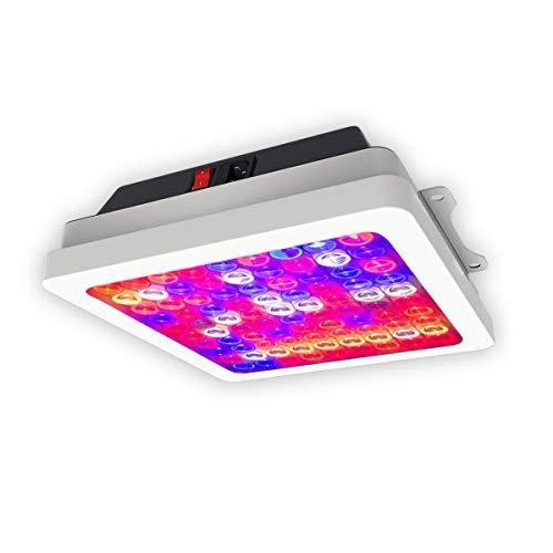Lumini Wachsen LED, Wachsen Licht CE Zertifizierung Full Spectrum Hydroponics Gewächshaus Beleuchtung für Indoor Grow - VEG/BLOOM (540W)