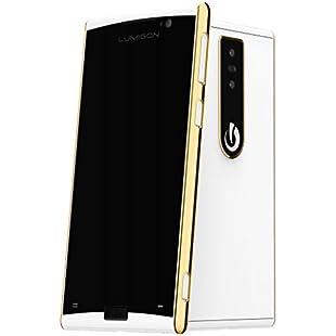 Lumigon T3 128 GB UK SIM-Free Smartphone - Gold/White