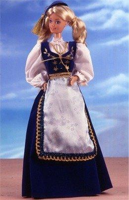 Icelandic Barbie No. 3189 (1986)